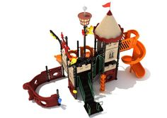 Noahs Park and Playgrounds - Buccaneer Pirate Ship Structure, Arggh all ye pirates and crew need the Buccaneer Pirate Ship Structure to find the hidden treasure! This fun pirate-themed structure is great for your older 5-12 year olds. It's great for imaginative play and is ADA Accessible! (http://www.noahsplay.com/ada-equipment/ada-structures/buccaneer-pirate-ship-structure/)