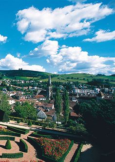 Aurillac, a capital in the countryside - CDT Cantal
