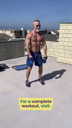 Healthy Shoulders Healthy shoulders are an essential part of a fit physique. Click-through for a complete shoulder workout. Gym Workout Videos, Ab Workout At Home, Fun Workouts, Gym Workout Chart, Gym Workouts For Men, Boxing Workout, Yoga Fitness, Lady Fitness, Health Fitness