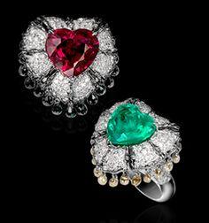 Bao Bao Wan Fine Jewelry eröffnet in Harrods - Best Jewelry Images I Love Jewelry, Gems Jewelry, High Jewelry, Heart Jewelry, Pandora Jewelry, Modern Jewelry, Jewelry Stores, Diamond Jewelry, Jewelery