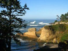 Depoe Bay, Oregon Coast