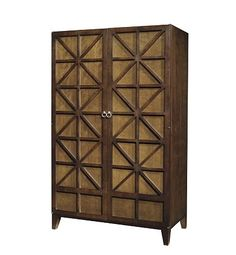 Cleo Armoire / Entertainment Cabinet from the Atelier collection by Hickory Chair Furniture Co.