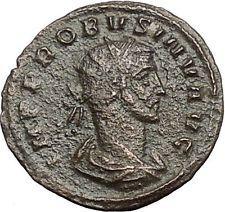 Probus 276AD Ancient Roman Coin Felicitas Good luck 'INV' Rare i55339