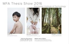 """MFA Thesis II exhibition opens at William Harris Gallery and """"It's Nontraditional!"""""""