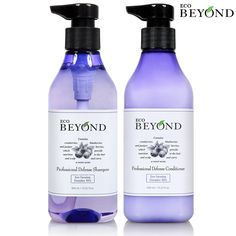 Eco Beyond Shampoo and Conditioner Set for Oily Hair, Natural Strengthener for Hair Loss  #hairstylist