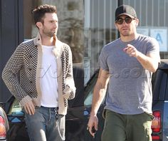 Adam Levine and actor Jake Gyllenhaal are great friends and have been buds since Kindergarten.
