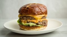 Celebrate National Double Cheeseburger Day with these incredible double-decker burger recipes.