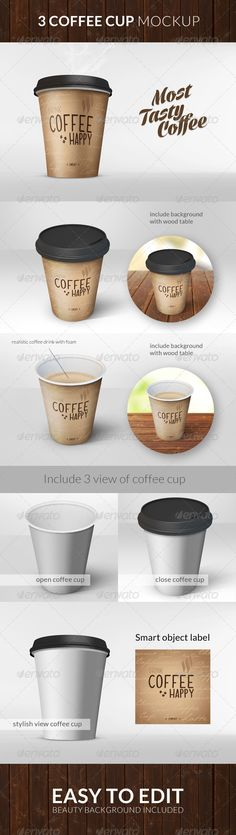 Realistic Coffee Cup Mock Up 3d, Hot Coffee, branding, cafe, cappucino, clean, cofe, cofee mockup, coffe, coffee, coffee cup, coffee logo, coffee mock-up, cup, design, elegant, label, latte, package, paper, quality, realistic, restaurant, shop, showcase, sugar, tea, termo paper, to go, wood, Realistic Coffee Cup Mock Up