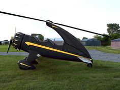 FLYER Forums • View topic - Bulldog autogyro....