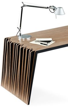 Field Table by Héctor Esrawe for Pirwi