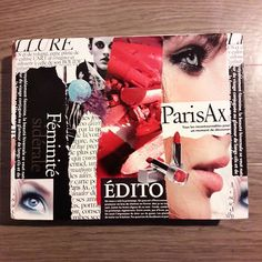 @parisaxprofessional #palette #maquillage #makeup #book #beaute #beauteaddict #beautyblog #beautybloger #beauty #beautyaddict #cosmetique #cosmetics #beautiful #beautecompulsive