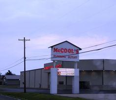 Kokomo IN McCool sign