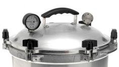 Does PRESSURE COOKER size - matter? YES!