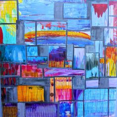 Abstract, Artwork, Painting, Modern, Paintings, Work Of Art, Painting Art, Paint, Draw