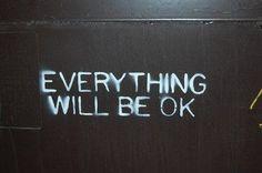 Dit inspireert mij omdat alles altijd goed komt
