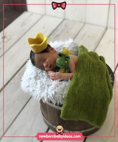 Frog Prince theme newborn photo shoot. Newborn Baby Photography, Newborn Photos, Photo Shoot, Prince, Newborn Pics, Photoshoot, Newborn Pictures, Baby Pictures, Newborn Photography