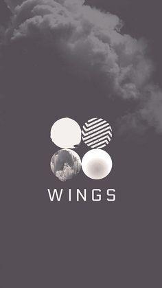 joah? joah! — BTS phone wallpapers inspired by my WINGS teaser...