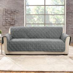 Mink Sofa Furniture Cover - Sure Fit : Target