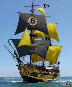 Ahoy, Bruins