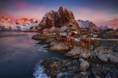 Arctic sunrise by Yiannis Pavlis on 500px