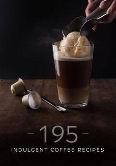 With more than 100 indulgent coffee recipes to choose from, Nespresso has a drink for every occasion. Explore gourmet beverages such as Chopped Hazelnuts Chiboust Coffee Cream or Vanilla Almond Café Croquant. With this many options, you can make every Nespresso moment a delicious one.
