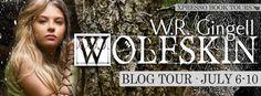 Blog Tour: Wolfskin - Guest Post + Giveaway