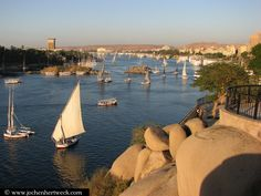 Faluca en Asuán ibis egypt tours http://www.ibisegypttours.com/es/excursiones/excursiones-en-asuan/excursiones-faluca-asuan