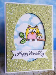 Happy Birthday Owls   Flickr - Photo Sharing!