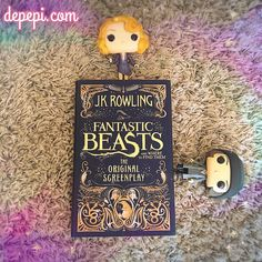 Funko friday is about afantastic Beasts and where to Find them  Find all about it on depepi.com (link in profile) #funko #funkopop #funkopops #funkofunatic #fantasticbeasts #fantasticbeastsandwheretofindthem #kawaii #cute #books #bookstagram