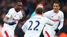 Bournemouth 1-3 Stoke City - BBC Sport