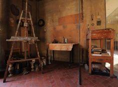 Giorgio Morandi estudio