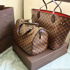 Louis Vuitton...I think I have both of these but I love Louis!