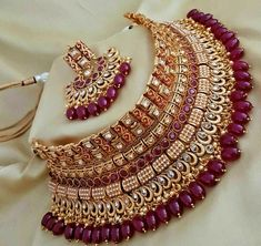 AMANII-Exclusively designed Asian Bridal Jewellery chocker image 3 jewelry This item is unavailable Pakistani Bridal Jewelry, Indian Bridal Jewelry Sets, Wedding Jewelry Sets, Bridal Necklace Set, Bridal Bangles, Bride Necklace, Fancy Jewellery, Gold Plated Jewellery, Jewellery Photo