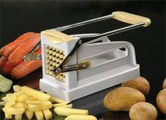 Домашняя овощерезка для картофеля фри | БарвинокNet.RU