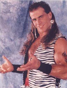 """""""The Heartbreak Kid"""" Shawn Michaels Watch Wrestling, Wrestling Stars, Wrestling Wwe, Wwe Shawn Michaels, The Heartbreak Kid, Best Wrestlers, Wwe Tna, Wrestling Superstars"""