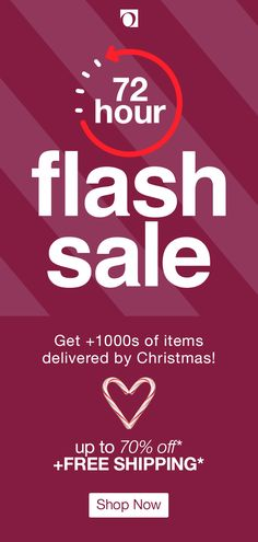 Don't miss your chance to save big at Overstock's Flash Sale, with amazing deals on beautiful home goods that are too good to last. Card Ui, Pure Romance Consultant, Page Layout Design, Sale Emails, Consultant Business, Photo Style, Sale Banner, Email Design, Sale Poster