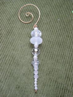 Icicle - Great way to make your Christmas tree extra special!