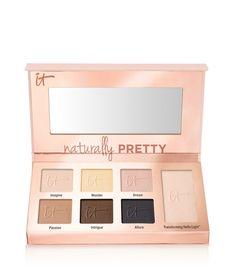 Naturally Pretty Essentials Matte Luxe Transforming Eyeshadow Palette | IT Cosmetics