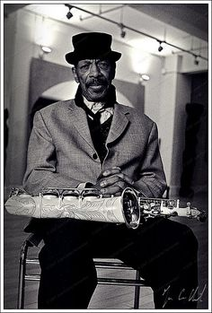appuntinovalis: Ornette Coleman