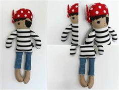pirate doll inspiration