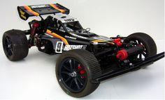 Hotshot 2 with Black Wheels Remote Control Cars, Radio Control, Rc Buggy, Rc Hobbies, Tamiya, Rc Cars, Kids Toys, Vintage, Cool Stuff