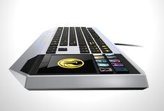 Star Wars Keyboard Features LCD Touch-Screen Display | Gadget Wiki