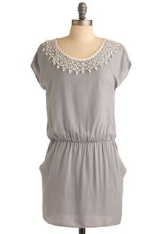 My Dear Dove Dress $44.99