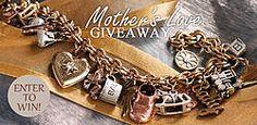 Sweet Romance: Mother's Love Charm Bracelet Giveaway