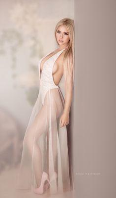 auroranordstern: #lingerie #white - Red White & Pink