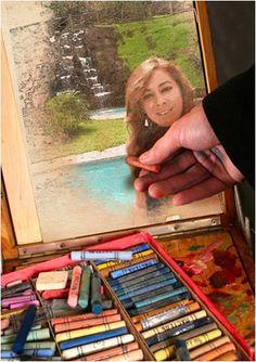 Laura Choriego Mona Lisa, Portraits, Artwork, Work Of Art, Auguste Rodin Artwork, Head Shots, Artworks, Portrait Photography, Illustrators