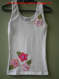 Nanci Camisas Decoradas