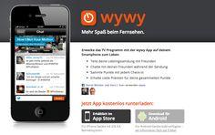 Second Screen: Mehr Spaß beim TV www.digitalnext.de/second-screen-mehr-spas-beim-fernsehen