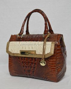 279.00$  Buy now - http://viyzn.justgood.pw/vig/item.php?t=5h7zlds1367 - NWT! Brahmin Malia Satchel / Shoulder Bag 279.00$
