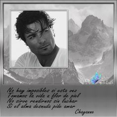 """Chayanne - """"No Hay Imposibles"""""""